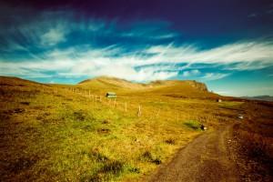 Reisefotografie Weg Nordeuropa Färöer