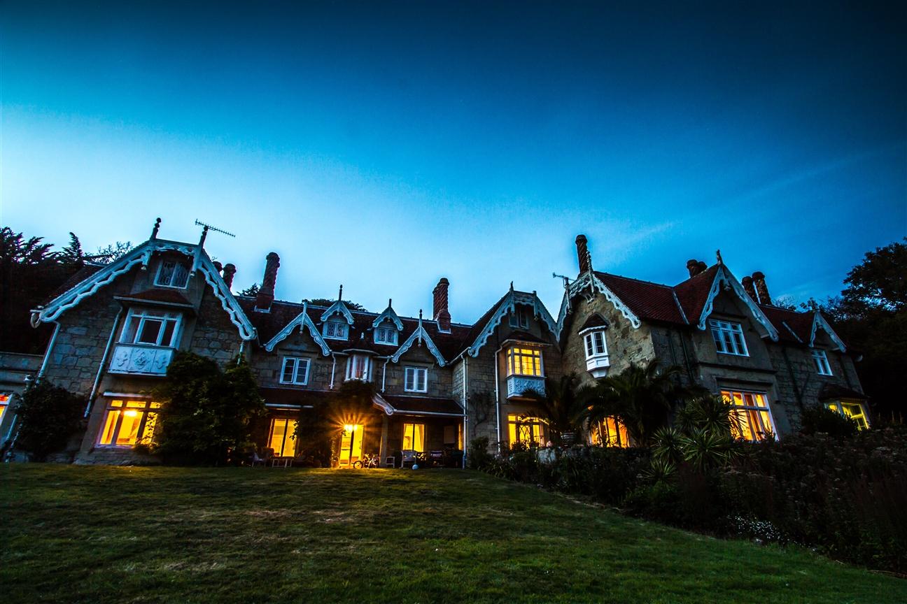 Hotel auf der Isle of Wight