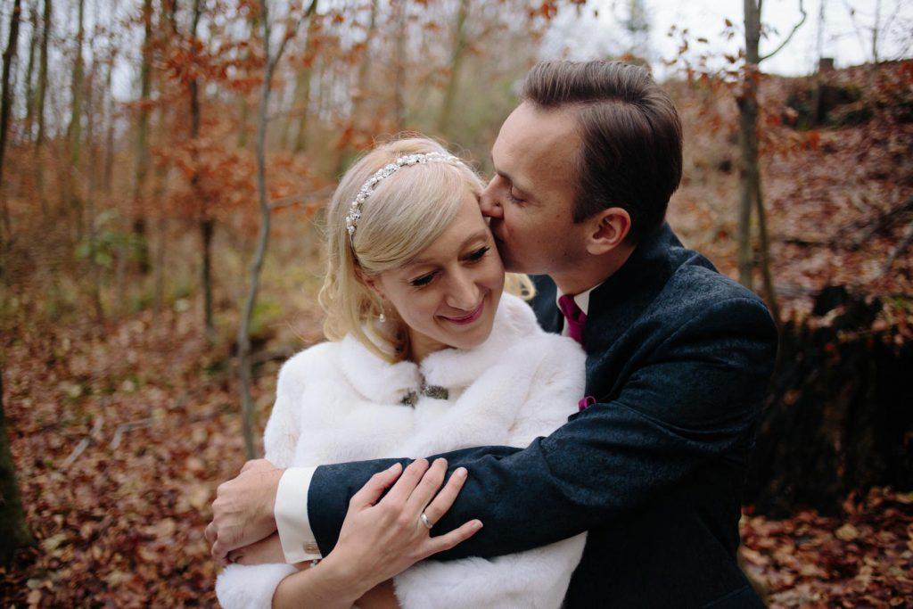 Brautpaar auf Rügen