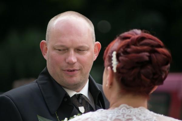 Hochzeitsfotograf Oldenburg Braut und Bräutigam