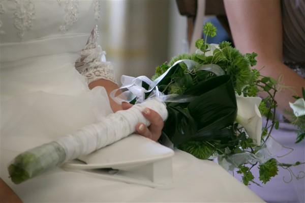 Hochzeitsfotograf Oldenburg - Brautstrauß