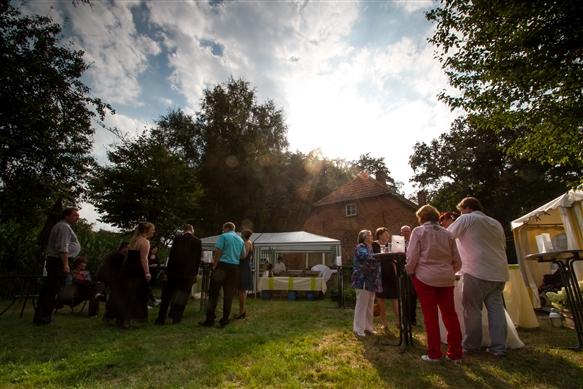 Hochzeit in der Nähe von Oldenburg