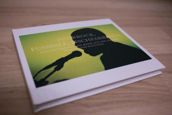 Bildband Buch Färöer